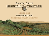 Santa Cruz Mountain Vineyards Grenache 2016