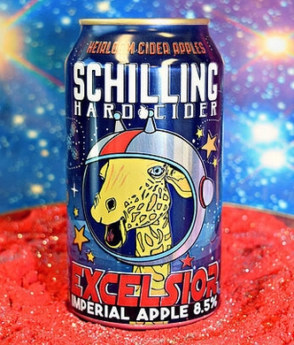 Schilling Excelsior Imperial Apple Hard Cider
