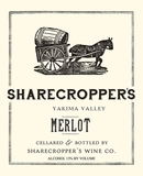 Sharecroppers Merlot 750ML 2015