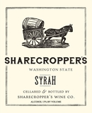 Sharecropper's Syrah 2014