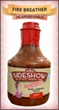 Side Show Jalapeno Garlic Hot 750ML