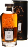 Signatory Ledaig 10 Year Old Cask Strength Single Malt Whisky 2004