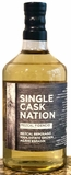 Single Cask Nation Fidencio 9 Year Old Bourbon Barrel Aged Reposado Mezcal