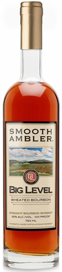 Smooth Ambler Big Level Wheated Bourbon Whiskey