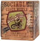 Sociable Cider Fat Bike Mulled Apple Cider 4PK