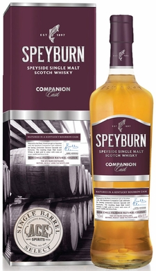 Speyburn Companion Cask Single Malt Scotch- Ace Spirits Single Barrel Selection