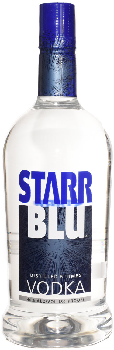 Starr Blu Vodka 1.75L