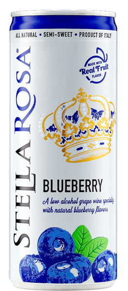 Stella Rosa Blueberry 250ML Can