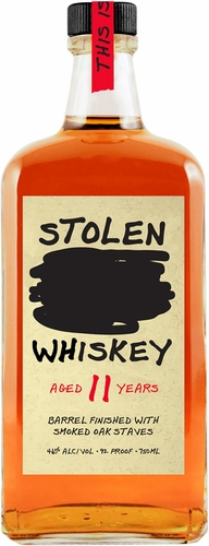 Stolen 11 Year Old American Whiskey 750ML