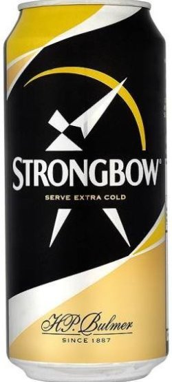 Strongbow Dry Cider 16oz Can