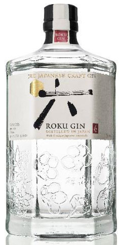 Suntory Roku Japanese Craft Gin 750ML
