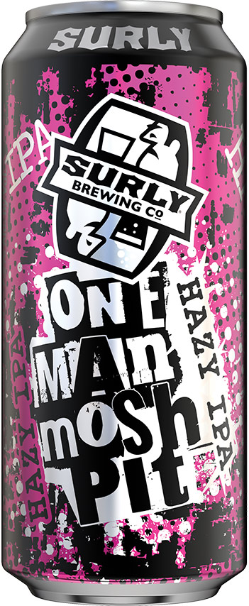 Surly One Man Mosh Pit Hazy IPA
