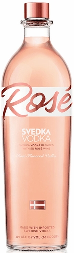 Svedka Rose Vodka 1L