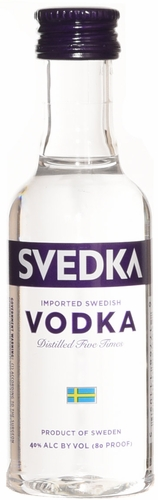 Svedka Vodka 50ml