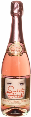 Sweet Bitch Moscato Rose Bubbly