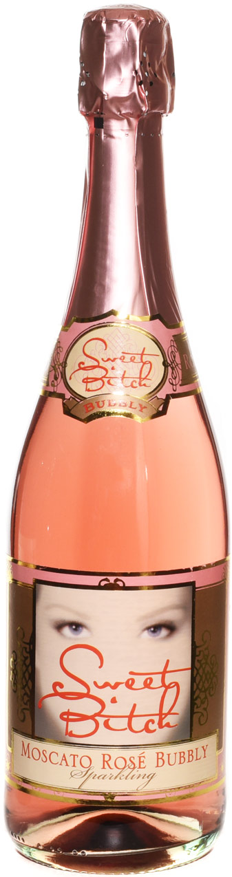 Sweet Bitch Moscato Rose Bubbly 750ML