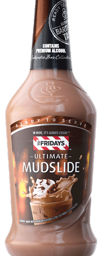 TGI Fridays Mudslide Ready to Drink Cocktail 1.75L