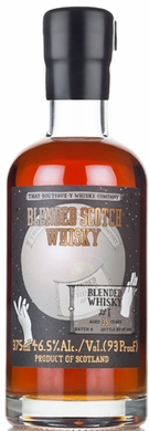 That Boutiquey Whiskey Company 35 Year Old Blended Scotch 375ml