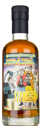 That Boutiquey Whisky Co Islay 7 Yr 375ml