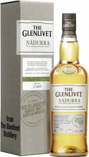 The Glenlivet Nadurra First Fill Selection Single Malt Scotch
