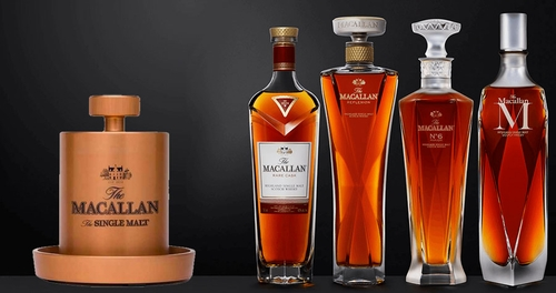 The Macallan 1824 Collection with Free Ice Ball Machine