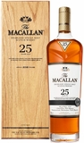 The Macallan Sherry Cask 25 Year Old Single Malt Scotch 2018