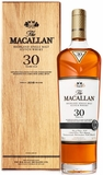 The Macallan Sherry Cask 30 Year Old Single Malt Scotch 2018