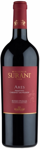 Tommasi Surani Ares Rosso 2015