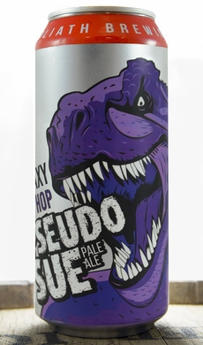 Toppling Goliath Galaxy Dry Hopped Pseudo Sue