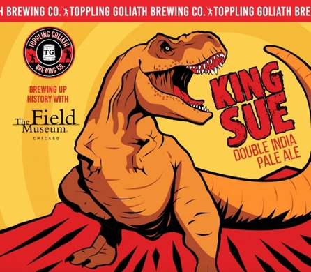 Toppling Goliath King Sue Double IPA 4pk