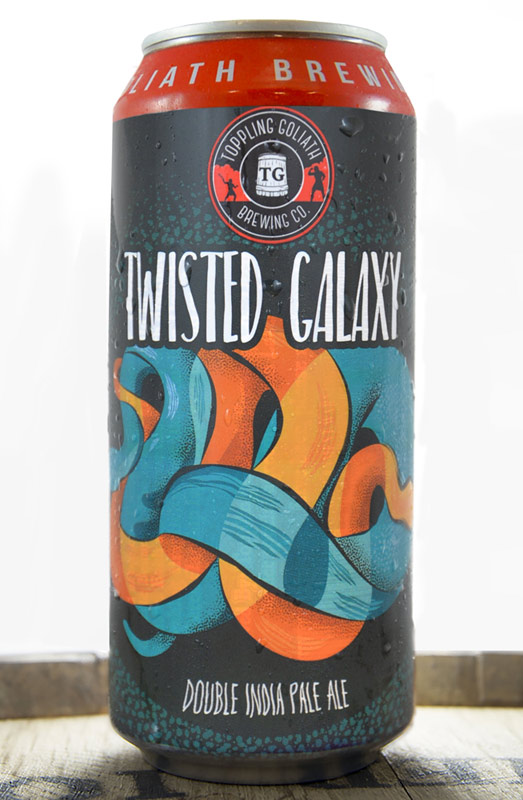 Toppling Goliath Twisted Galaxy Double IPA