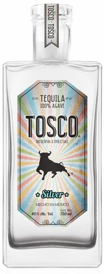 Tosco Tequila Silver 750ML