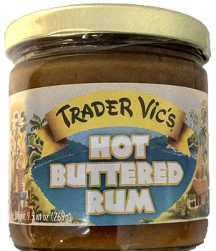 Trader Vics Hot Buttered Rum