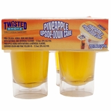 Twisted Shotz Pineapple Upside Down Cake (4) 25ML Shots