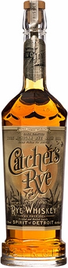 Two James Catchers Rye Whiskey 750ML