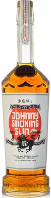 Two James Johnny Smoking Gun Whiskey 750ML NV