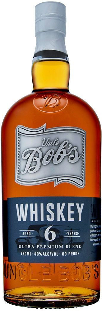 Uncle Bobs 6 Year Old Blended Whiskey