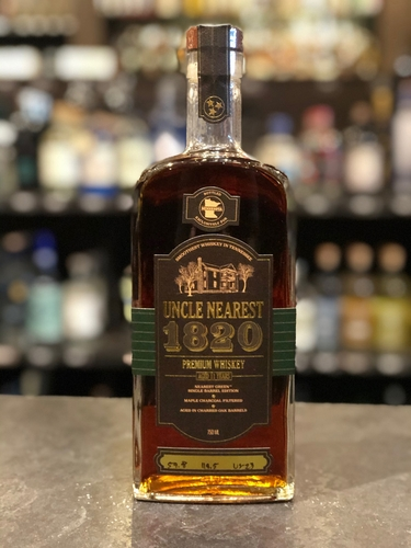 Uncle Nearest 1820 Single Barrel 750ML