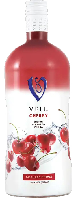 Veil Cherry Vodka 1.75L (case of 6)