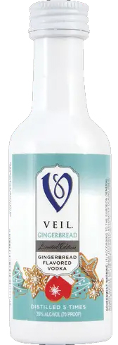 Veil Gingerbread Vodka 50ML (case of 120)