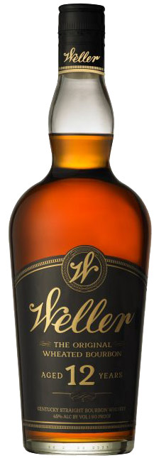 WL Weller 12 Year Old Bourbon