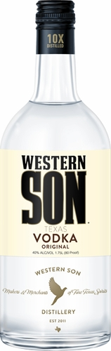 Western Son Vodka 1.75L