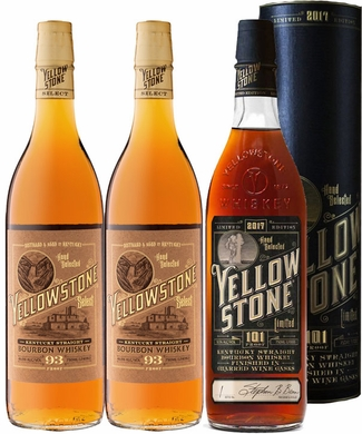 Yellowstone Limited Edition & Two 93 Proof Bundle (this is a crazy deal)