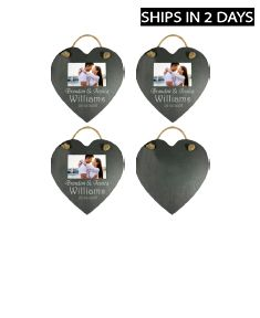 4 Slate Picture Frames