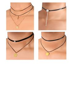 4 Stylish Chokers of Your Choice