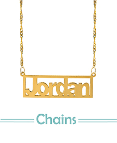 Chains for Him