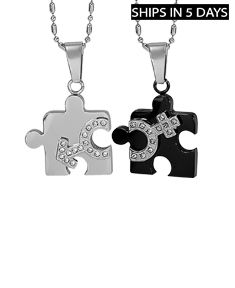 Couple's Pendant of Your Choice