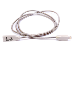 Personalized Metal USB Cable (iPhone)