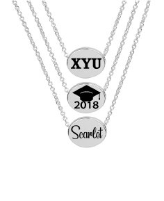 Layered Graduation Necklace