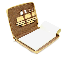 Personalized Cork Eco-Friendly Stationery Kit